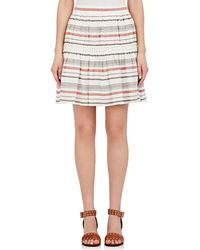 Chloé - Striped Linen - Lyst