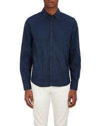 Orlebar Brown - Cotton Poplin Shirt - Lyst