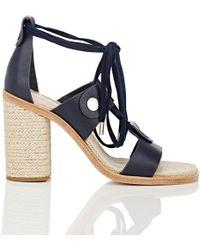 Rag & Bone - Eden Leather Gladiator Sandals - Lyst