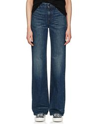 Helmut Lang - High-rise Wide - Lyst