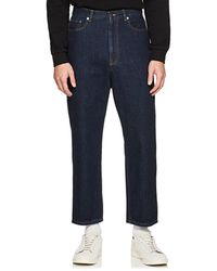 Christopher Kane - Drop-rise Crop Jeans - Lyst