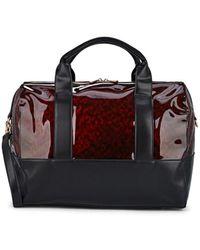Barneys New York - Jelly Weekender Duffle Bag - Lyst