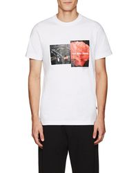 Blood Brother - Bloom Cotton T-shirt - Lyst