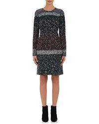 J. Mendel - Silk Embellished Shift Dress Size 2 - Lyst
