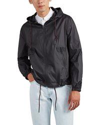 3215bff90 Tech Crepe Hooded Jacket