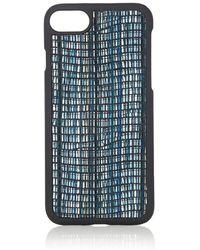 Barneys New York - Leather Iphone® 7 Case - Lyst