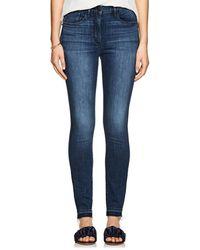 3x1 Vamp Higher Ground Skinny Jeans - Blue