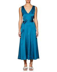 Giada Forte - Belted Maxi Dress - Lyst