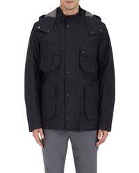 Isaora - Hooded Coat - Lyst