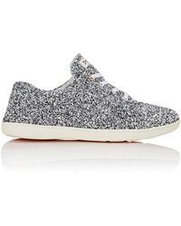 Repetto - Glitter-embellished Sneakers - Lyst