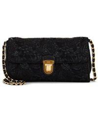 f84d96997051 Prada - Floral Brocade Shoulder Bag - Lyst