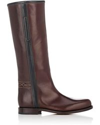 Cartujano España - Leather Knee Boots - Lyst