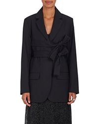 Gauchère - Pinstriped Worsted Wool Jacket - Lyst