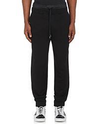Public School - Jersey Jogger Trousers - Lyst