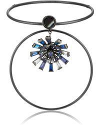 Eddie Borgo - Apollo Collar Necklace - Lyst
