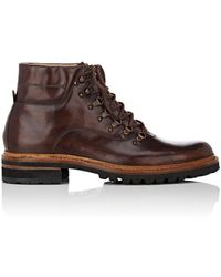 Harris | Leather Hiking Boots | Lyst