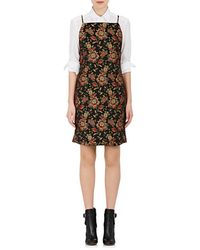 Nomia - Floral Jacquard Shift Dress Size 4 - Lyst