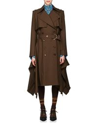 1908b3d685 Lyst - Women's Chloé Raincoats and trench coats Online Sale