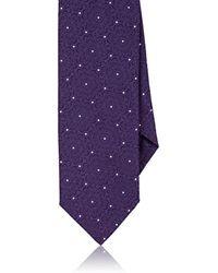 Dolcepunta - Floral Silk Jacquard Necktie - Lyst