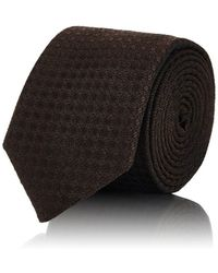 Barneys New York | Oval-pattern Silk | Lyst