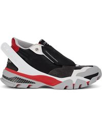 CALVIN KLEIN 205W39NYC - Men's Cander 7 Leather & Neoprene Trainers - Lyst