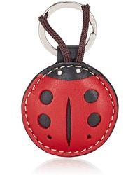 Barneys New York - Ladybug Key Ring - Lyst