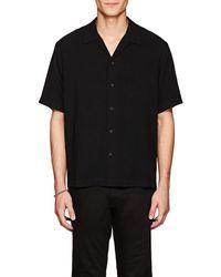 Rag & Bone - Avery Camp Shirt - Lyst