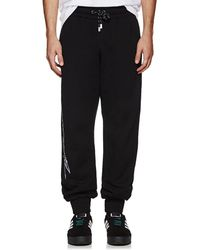 Blood Brother - Mainframe Cotton Jogger Pants - Lyst