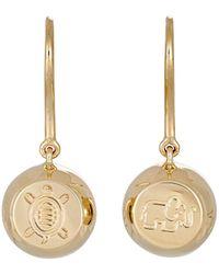 Aurelie Bidermann - Telemaque Bell Earrings - Lyst