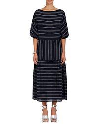 Warm - Gypsy Striped Gauze Maxi Dress - Lyst