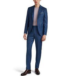 Piattelli - Esprit Wool Two-button Suit - Lyst