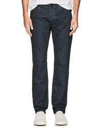 J Brand - Kane Mélange Straight Jeans - Lyst