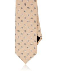 Massimo Bizzocchi - Neat Silk Necktie - Lyst