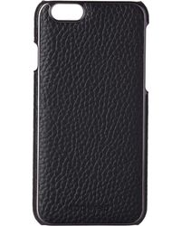 Adopted - Pebbled Leather Iphone® 6 Case - Lyst