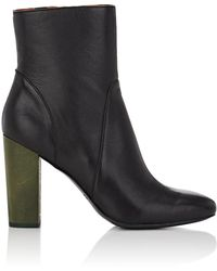 10 Crosby Derek Lam - Alma Leather Ankle Boots - Lyst