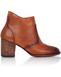 Esquivel - Distressed Jill Ankle Boots - Lyst