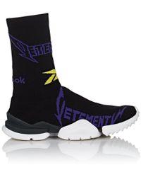 Vetements - Metal Socks Sneakers - Lyst