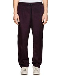 KENZO - Striped Tech-fabric Pajama Pants - Lyst