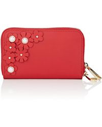 Zac Zac Posen - Indexer Leather Wallet - Lyst