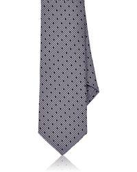Mens Dotted Silk Necktie Barneys New York gZC1WM9