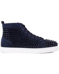 Christian Louboutin - Louis Trainers - Lyst
