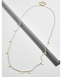 BaubleBar - Aventine Necklace - Lyst
