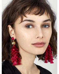 BaubleBar - Corsetta Tassel Earrings - Lyst