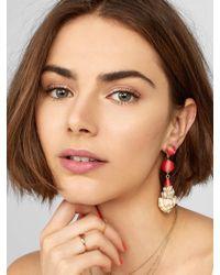 BaubleBar - Laganas Drop Earrings - Lyst