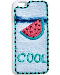 BaubleBar - Cool Down Iphone Case - Lyst
