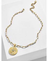 BaubleBar - Equinox Pendant Necklace - Lyst