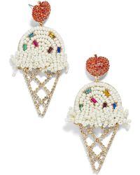 BaubleBar - Jolie Drop Earrings - Lyst