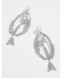 BaubleBar - Sweetfin Drop Earrings - Lyst
