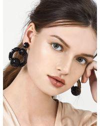 BaubleBar - Madonna Sequin Drop Earrings - Lyst