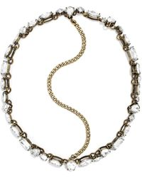 BaubleBar - Princess Gem Headpiece - Lyst